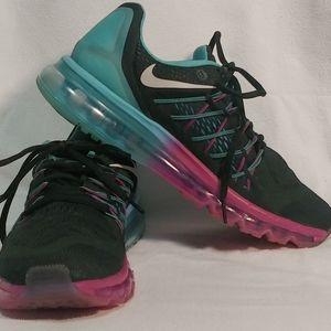 Nike Airmax Soft Shocks Running Shoes